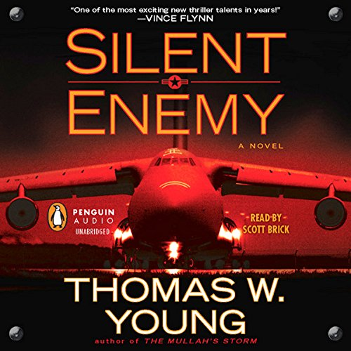 SILENT ENEMY (A Parson and Gold Novel Book 2)  [audiobook] - Veteran Leaders - Books by Veterans