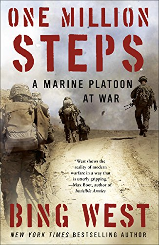 ONE MILLION STEPS: A MARINE PLATOON AT WAR  [paperback] - Veteran Leaders - Books by Veterans