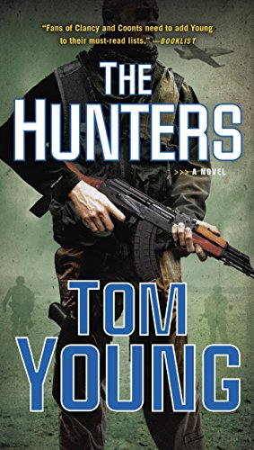 THE HUNTERS (A Parson and Gold Novel Book 6)  [paperback] - Veteran Leaders - Books by Veterans