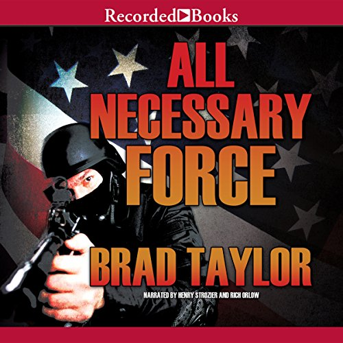 ALL NECESSARY FORCE (A Pike Logan Thriller Book 2)  [audiobook] - Veteran Leaders - Books by Veterans