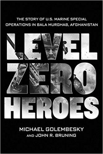 LEVEL ZERO HEROES  [paperback] - Veteran Leaders - Books by Veterans