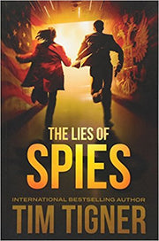 THE LIES OF SPIES (Kyle Achilles Book 2)  [paperback] - Veteran Leaders - Books by Veterans