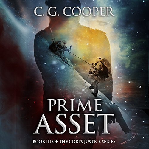 PRIME ASSET: Corps Justice, Book 3  [audiobook] - Veteran Leaders - Books by Veterans