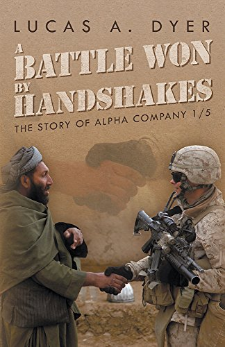 A BATTLE WON BY HANDSHAKES - Veteran Leaders - Books by Veterans