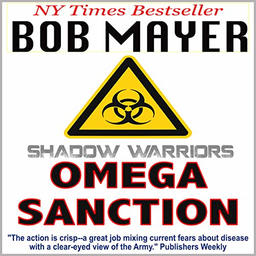 BLACK OPS: OMEGA SANCTION (Shadow Warriors Book 4)  [audiobook] - Veteran Leaders - Books by Veterans