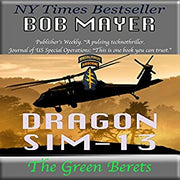 DRAGON SIM-13 (The Green Berets Book 2)  [paperback] - Veteran Leaders - Books by Veterans