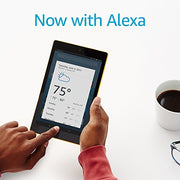 "Fire HD 8 Tablet with Alexa, 8"" HD Display, 16 GB, Black - Veteran Leaders - Books by Veterans"