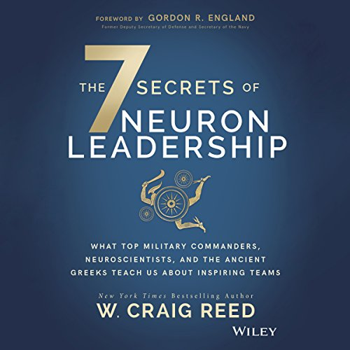 THE 7 SECRETS OF NEURON LEADERSHIP  [audiobook] - Veteran Leaders - Books by Veterans