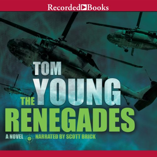 THE RENEGADES (A Parson and Gold Novel Book 3)  [audiobook] - Veteran Leaders - Books by Veterans