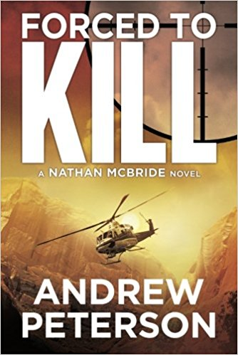 FORCED TO KILL: (The Nathan McBride Series Book 2) - SIGNED BY AUTHOR - Veteran Leaders - Books by Veterans