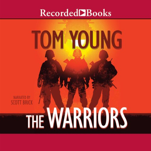 THE WARRIORS (A Parson and Gold Novel Book 4)  [audionbook] - Veteran Leaders - Books by Veterans
