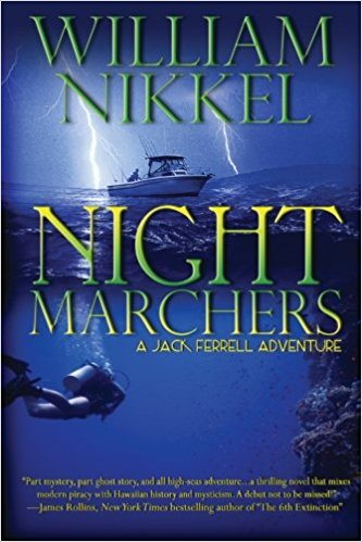 NIGHT MARCHERS: (A Jack Ferrell Adventure Book 2) - Veteran Leaders - Books by Veterans