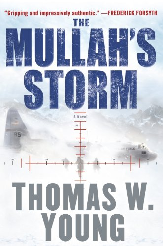 THE MULLAH'S STORM (A Parson and Gold Novel Book 1)  [ebook] - Veteran Leaders - Books by Veterans