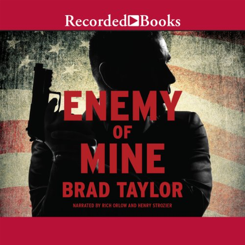 ENEMY OF MINE (A Pike Logan Thriller Book 3)  [audiobook] - Veteran Leaders - Books by Veterans