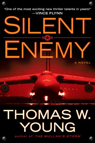 SILENT ENEMY (A Parson and Gold Novel Book 2)  [ebook] - Veteran Leaders - Books by Veterans