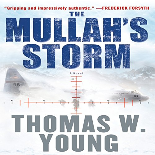 THE MULLAH'S STORM (A Parson and Gold Novel Book 1)  [audiobook] - Veteran Leaders - Books by Veterans