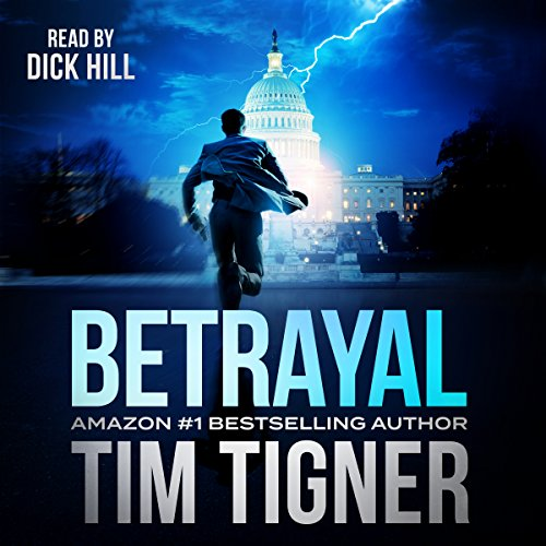 BETRAYAL  [audiobook] - Veteran Leaders - Books by Veterans