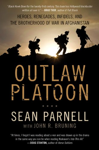 OUTLAW PLATOON  [ebook] - Veteran Leaders - Books by Veterans