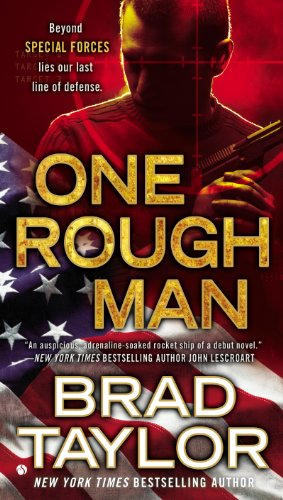 ONE ROUGH MAN (Pike Logan Thriller Book 1)  [ebook] - Veteran Leaders - Books by Veterans