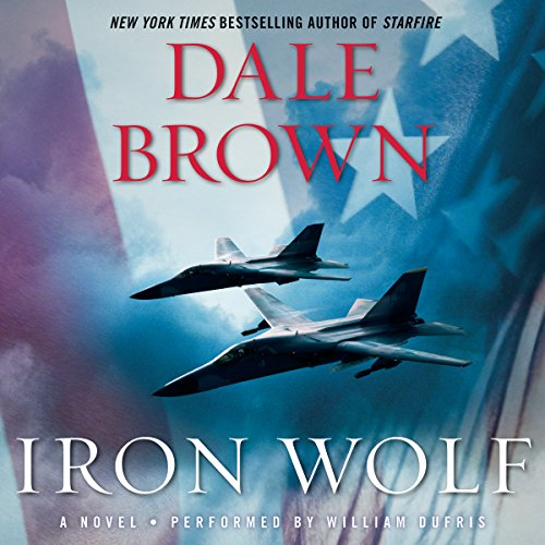 IRON WOLF  [audiobook] - Veteran Leaders - Books by Veterans