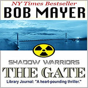 BLACK OPS: THE GATE (Shadow Warriors Book 2)  [paperback] - Veteran Leaders - Books by Veterans