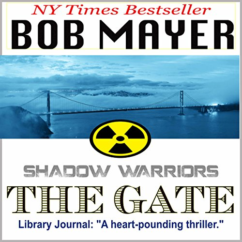 Black Ops The Gate Shadow Warriors Book 2 Audiobook