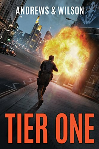 TIER ONE (Tier One Thrillers Book 1)  [ebook] - Veteran Leaders - Books by Veterans