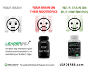 Aretanium™ LEADER86 BEST NOOTROPIC SUPPLEMENTS FOR LEADERS, Brain Boost, Memory, Focus, Weight Loss, Neuroscience Supplements Avoid Adverse Reactions, Bacopa, St. John's Wart, Ginkgo Biloba, Huperzine A, Limitless Pill Alternative