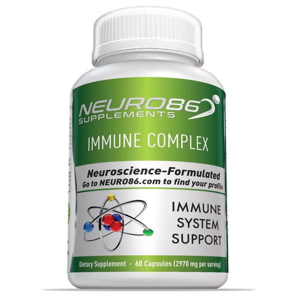 NEURO86 IMMUNE COMPLEX IMMUNE SYSTEM SUPPORT SUPPLEMENTS, 15 INGREDIENTS WITH ANTIVIRAL PROPERTIES HELP BOOST IMMUNE SYSTEM WITH ZINC, ELDERBERRY, VITAMIN D, VITAMIN C, MAGNESIUM, TURMERIC, SELENIUM, GARLIC, NAC, OLIVE LEAF