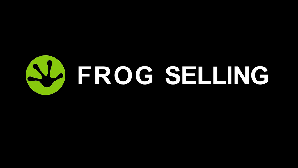 The Challenger Sale is Obsolete: FROG SELLING CERTIFICATION COURSE is the Next Generation