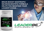 Aretanium LEADER86 BEST NOOTROPICS FOR LEADERS, Brain Boost, Memory, Focus, Weight Loss, Neuroscience Supplements Avoid Adverse Reactions, Bacopa, St. John's Wart, Ginkgo Biloba, Huperzine A, Limitless Pill Alternative - Veteran Leaders - Books by Veterans