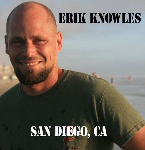 ERIK KNOWLES, COMEDIAN - Veteran Leaders - Books by Veterans