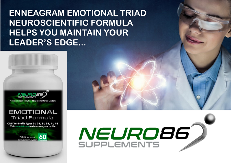 Aretanium NEURO86 BEST NOOTROPICS FOR LEADERS, Sex Drive, Libido, Mood Enhancement, Brain Boost for EMOTIONAL Triad Leaders, Enneagram Neuroscience Supplements Avoid Adverse Reactions, Horny Goat Weed, Saw Palmetto, Maca, Viagra Alternative - Veteran Leaders - Books by Veterans