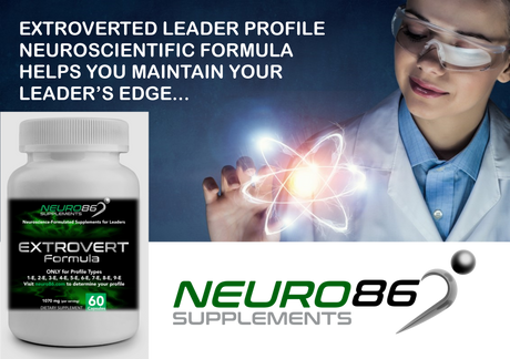 Aretanium NEURO86 BEST NOOTROPICS FOR EXTROVERTED LEADERS, Weight Loss, Brain Boost, Dopamine, Keto Diets, Enneagram Neuroscience Supplements Avoid Adverse Reactions, B-12, Ashwagandha, L-Tyrosine, Selenium, Limitless Pill Alternative - Veteran Leaders - Books by Veterans