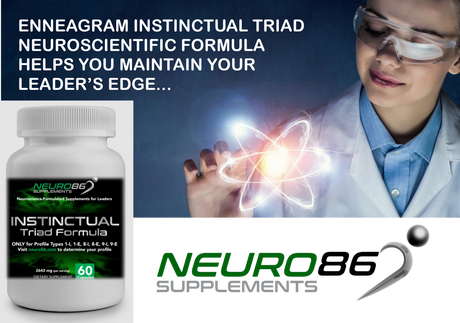 Aretanium NEURO86 BEST NOOTROPICS FOR LEADERS, Weight Loss, Fat Burn, Brain Boost, Lower Cholesterol, Keto Diets for INSTINCTUAL Triad Leaders, Enneagram Neuroscience Supplements Avoid Adverse Reactions, Chromium Picolinate, GLA, CLA, B-6 - Veteran Leaders - Books by Veterans