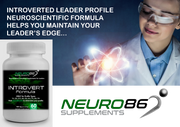 Aretanium NEURO86 BEST NOOTROPICS FOR INTROVERTED LEADERS, Choline, Brain Boost, Mood Enhancement, Enneagram Neuroscience Supplements Avoid Adverse Reactions, Phosphatidylcholine, Vitamin E Oil, Limitless Pill Alternative - Veteran Leaders - Books by Veterans
