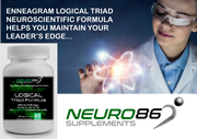 Aretanium NEURO86 BEST NOOTROPICS FOR LEADERS, Weight Loss, Serotonin, Stress Relief, Mood, Brain Boost for LOGICAL Triad Types, Enneagram Neuroscience Supplements Avoid Adverse Reactions, Ashwagandha, B-6, B-12, GABA, 5-HTP, Gabapentin Alternative - Veteran Leaders - Books by Veterans