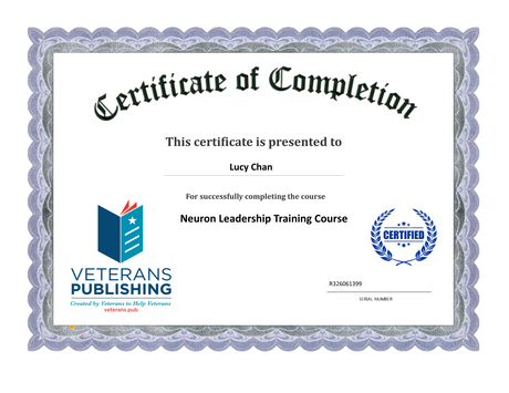 NEURON SELLING CERTIFICATION