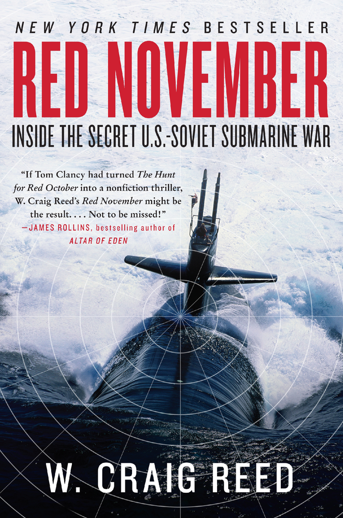 RED NOVEMBER: INSIDE THE SECRET U.S. - SOVIET SUBMARINE WAR [paperback] - Veteran Leaders - Books by Veterans
