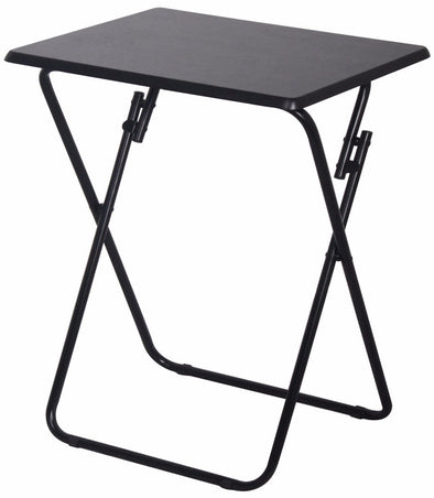 #1300 TV Tray Table - Espresso (Case pack 6 pcs)