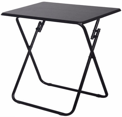 #1309 Over-sized TV Tray Folding Table - Expresso (case pack 4 pcs)
