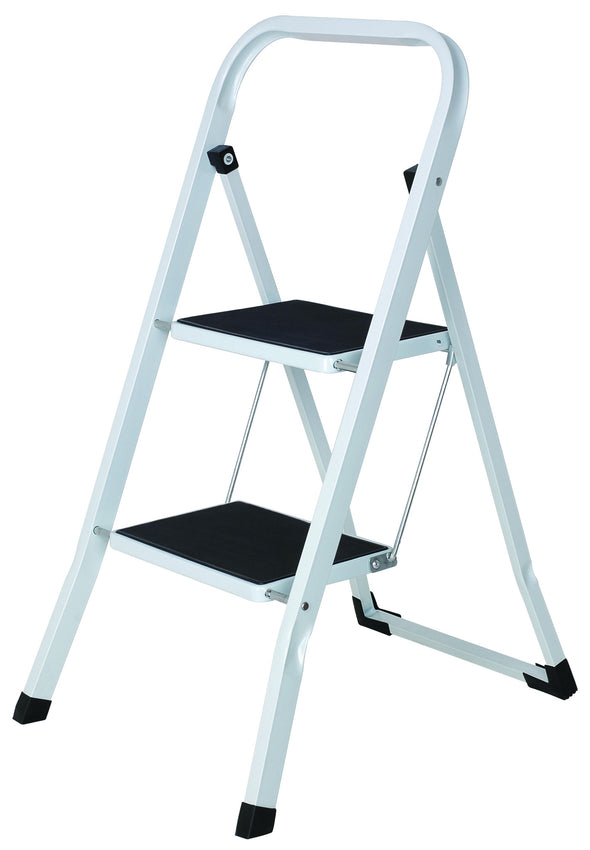 #1524-B Heavy Duty 2 Step Ladder (case pack 6 pcs)