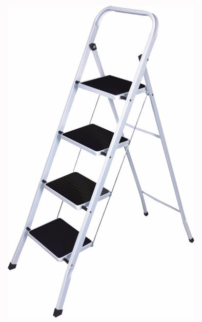 #1526-B Heavy Duty 4 Step Ladder (cuase pack 3 pcs)