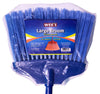 #1613-CL Large Broom with Metal Handle (cmulase pack 24 pcs)