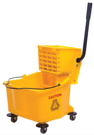 #1641-CL Mop Bucket 30-LT Commercial Grade (case pack 1 pcs)
