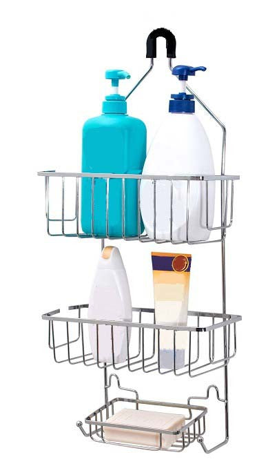 #2117 Large Shower Caddy (case pack 12 pcs)