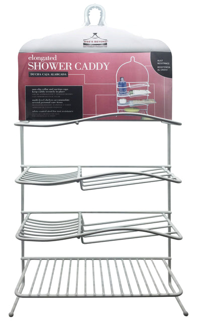 #2119 Deluxe Shower Caddy (case pack 12 pcs)
