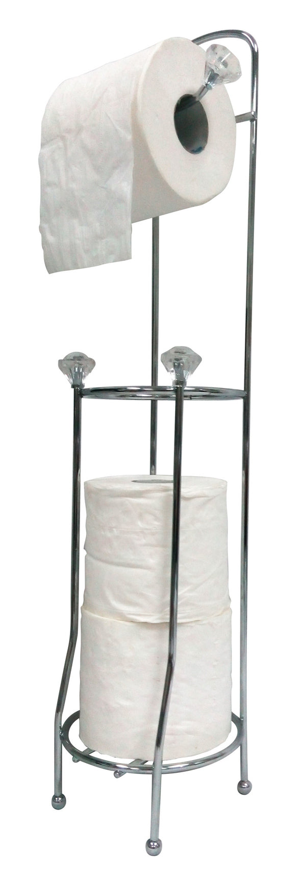 #2133 Toilet Paper Holder & Reserve (case pack 12 pcs)