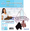 #2600 Wee's Beyond Laundry Clip & Drip Hanger (case pack 12 pcs)