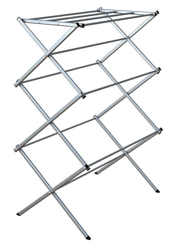 #2607 Large Accordion Drying Rack (case pack 4 pcs)
